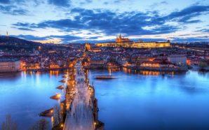 Minik bir Paris, 'Prag'