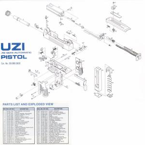 Uzi Schematic   Electronic Schematics collections