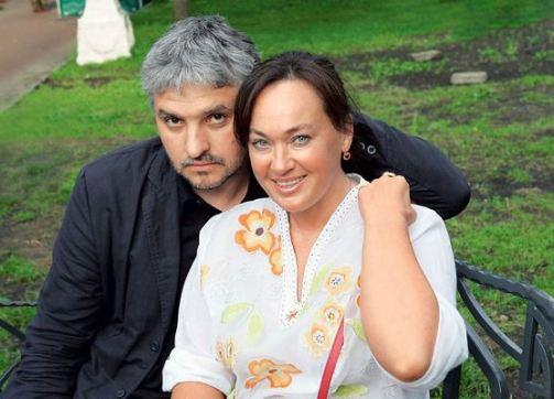 Лариса Гузеева и ее муж Игорь Бухаров