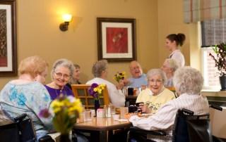 Senior Living Center United Zion Lancaster Lititz PA