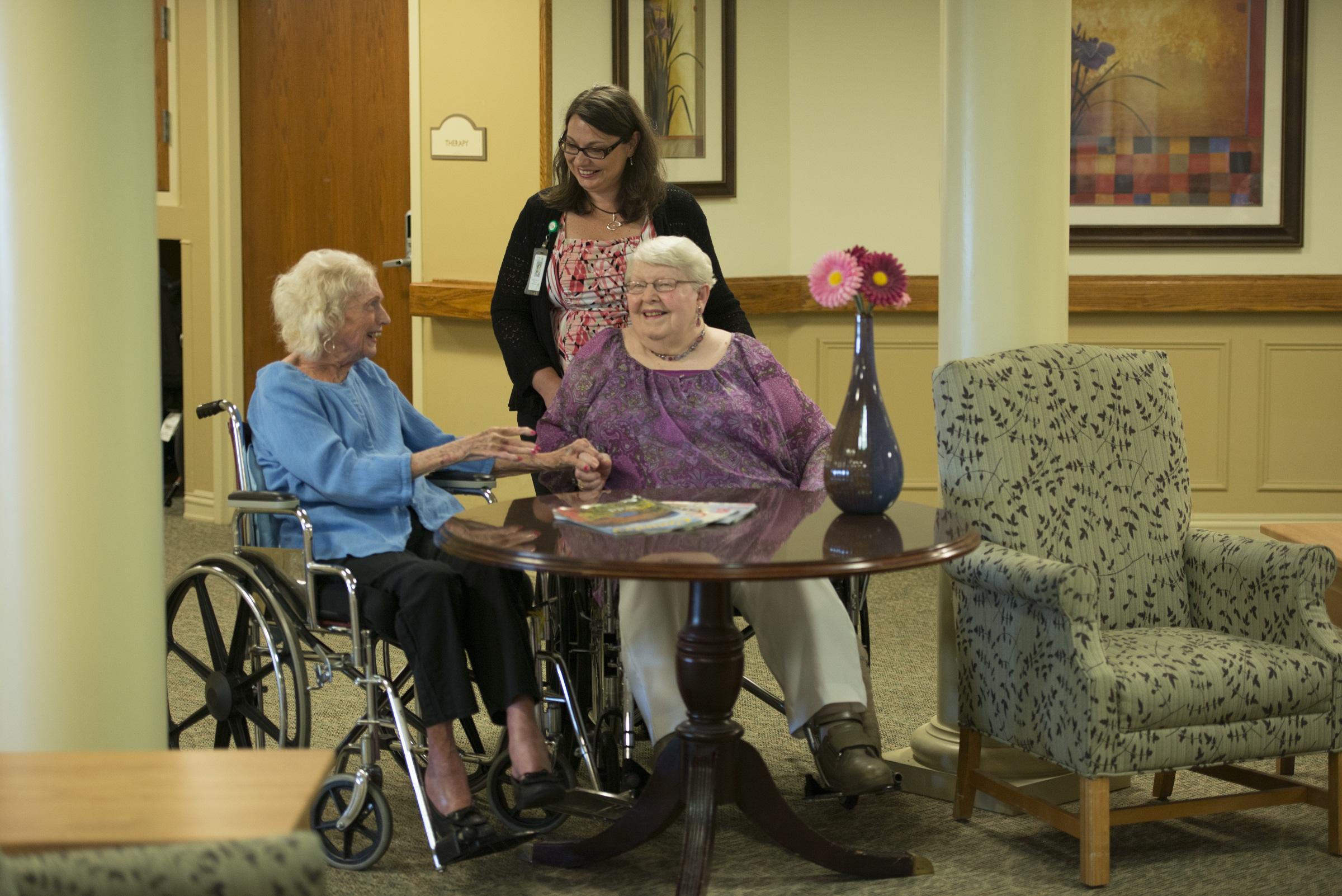 United ZIon Nursing Home Lancaster, PA