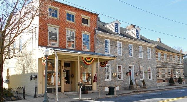 Dowtown Lititz Museum in Lititz PA
