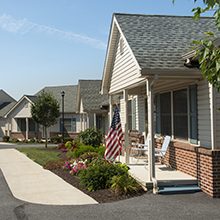 Independent Senior Living Apartments & Cottages
