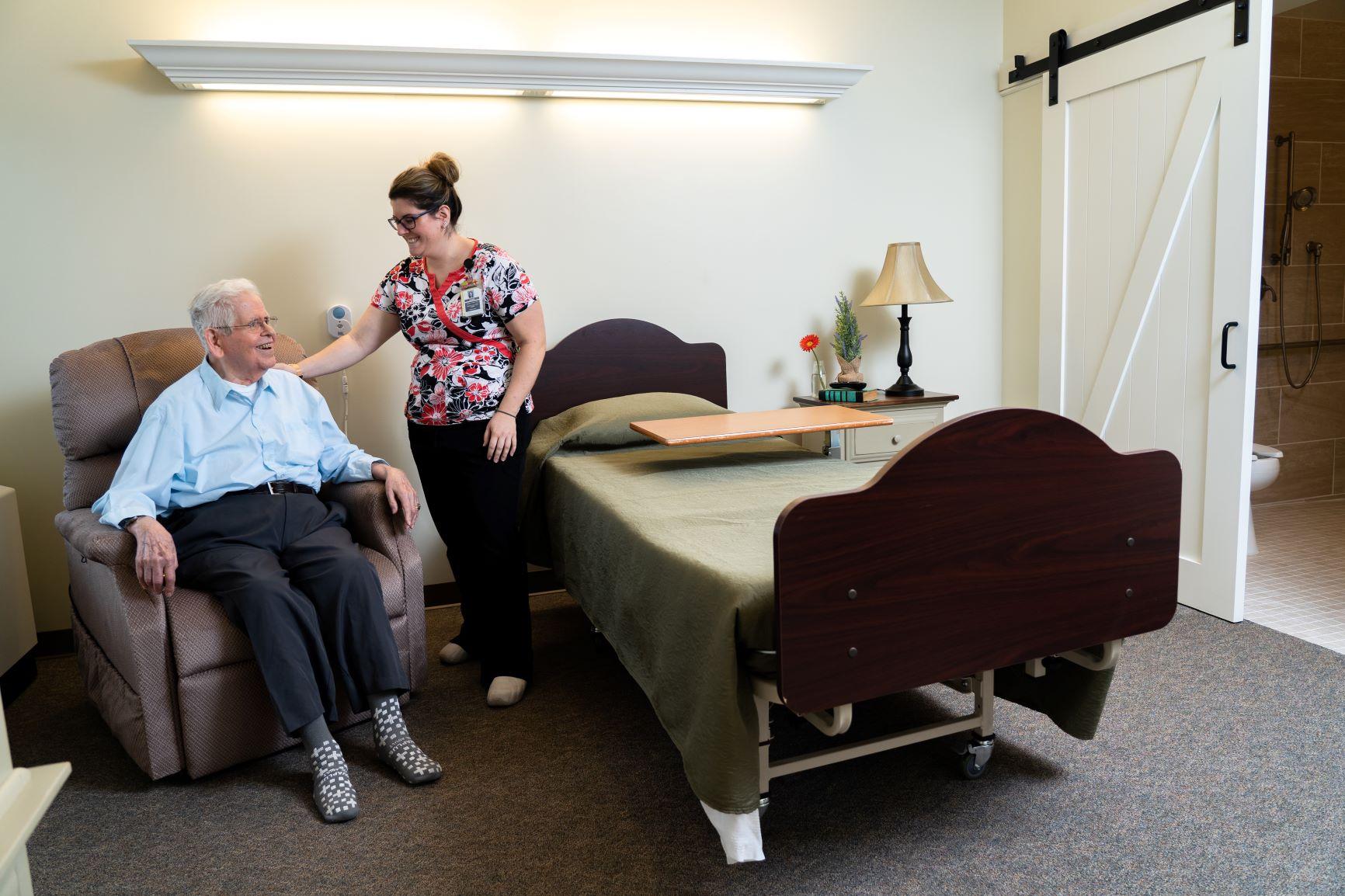 Long Term Skilled Nursing