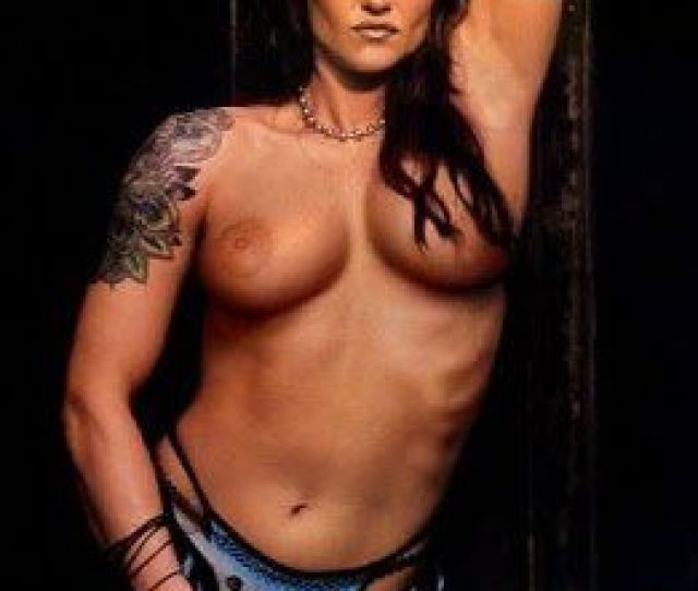 Best Of Naked Dumas Nude Wwe Lita