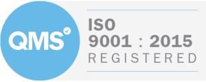 ISO:9001 QMS Logo