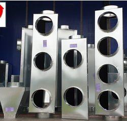 Photo of Plenum Boxes