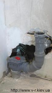 установка обратного,затворного клапана на канализацию,сантехник-киев Ребров Вячеслав Николаевич (093)309-01-75 (099)070-18-33 (097)046-76-35