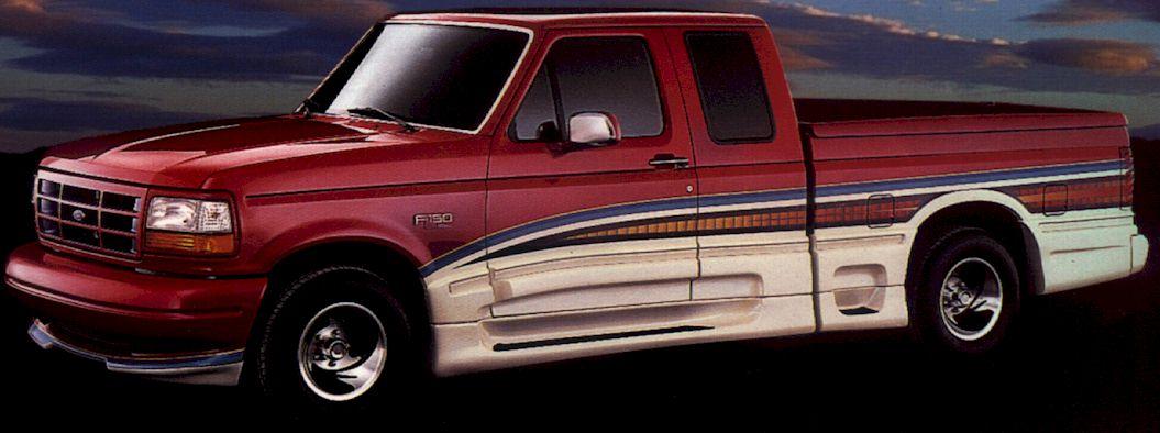 1999 Ford F 150 Step Side