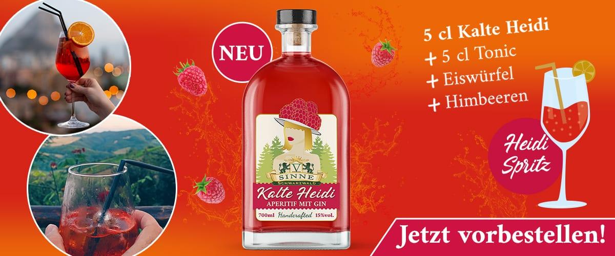 Kalte Heidi Vorbestellung