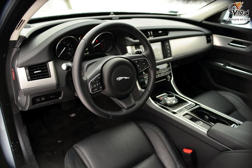 Jaguar Xf Test Test Jaguar Xf R Sport At Test Nuevo