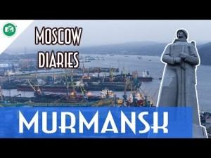 MURMANSK – LA CAPITALE DELL'ARTICO (Missione Aurora p2) – Moscow Diaries