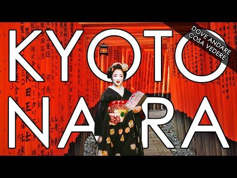 VIAGGIO in GIAPPONE: KYOTO e NARA! Alla scoperta del Giappone tradizionale tra templi, cervi e ramen