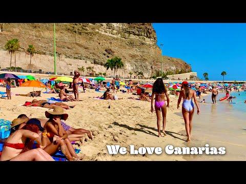 Gran Canaria Amadores Beach Life 2019 + 2020 + 2021 | We❤️Canarias