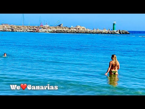 Gran Canaria Puerto Rico Beach Life May 2021   We❤️Canarias