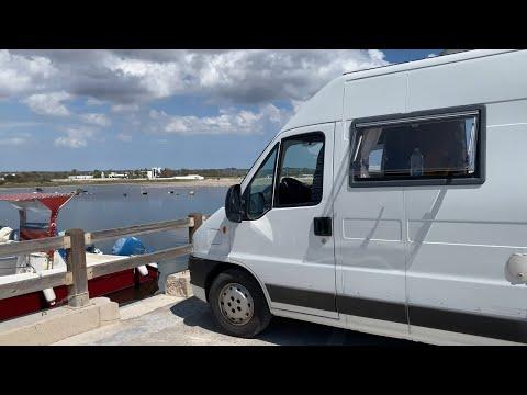 PRANZO IN CAMPER 🥰 [Puglia 2021 Giorno 16]
