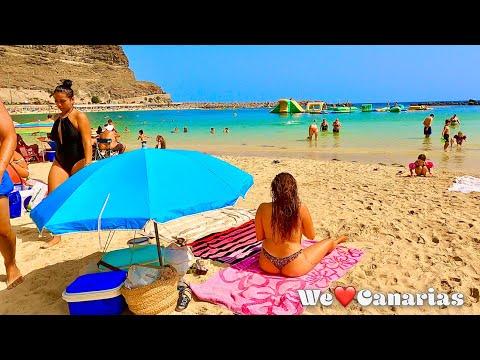 Gran Canaria Amadores Beachwalk Summer 2021 | We❤️Canarias