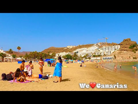 Gran Canaria Puerto Rico Beach Hotels and Restaurants   We❤️Canarias