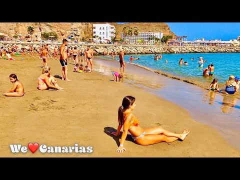 Gran Canaria Puerto Rico Beach Life Summer 2021 | We❤️Canarias
