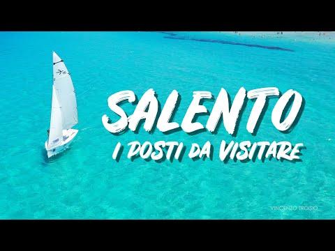 IL SALENTO, I posti che non puoi perderti, un Tour del Salento tour in 7 minuti