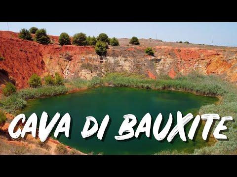 OTRANTO, Ex Cava di Bauxite di Otranto e visitiamo la Baia di Orte – Vincenzo Troisio Vlog
