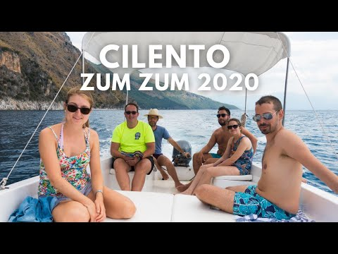 CILENTO (@ Black Marlin Club Marina di Camerota) – VLOG Vacanze Zum Zum 2020
