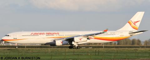 Surinam Airways Decals V1 Decals