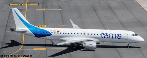Embraer E190 Decals V1 Decals