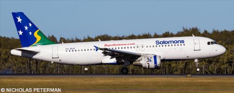 Solomons Airlines Decals V1 Decals