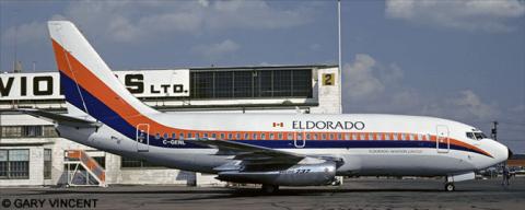 Eldorado Aviation Ltd Decals V1 Decals