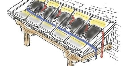 Curso-taller de agua caliente solar