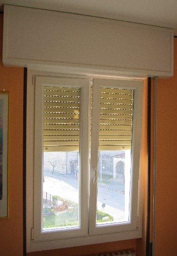 serramento in PVC a Brescia