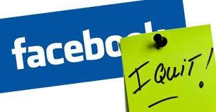 Facebook – I Quit