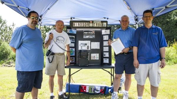 Windsor DMR Digital Mobile Radio TRBO Motorola hams ham amateur Ontario MOTOTRBO