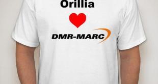 Orillia, Digital Mobile Radio, DMR, ham radio, amateur radio, Ontario, repeater, UHF