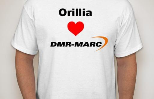 Orillia, Digital Mobile Radio, DMR, ham radio, amateur radio, Ontario, repeater, UHF