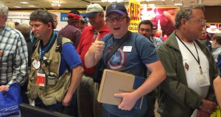 KD8BQN, DMR-MARC, DMR, Dayton Hamvention, 2014, winner, radio draw