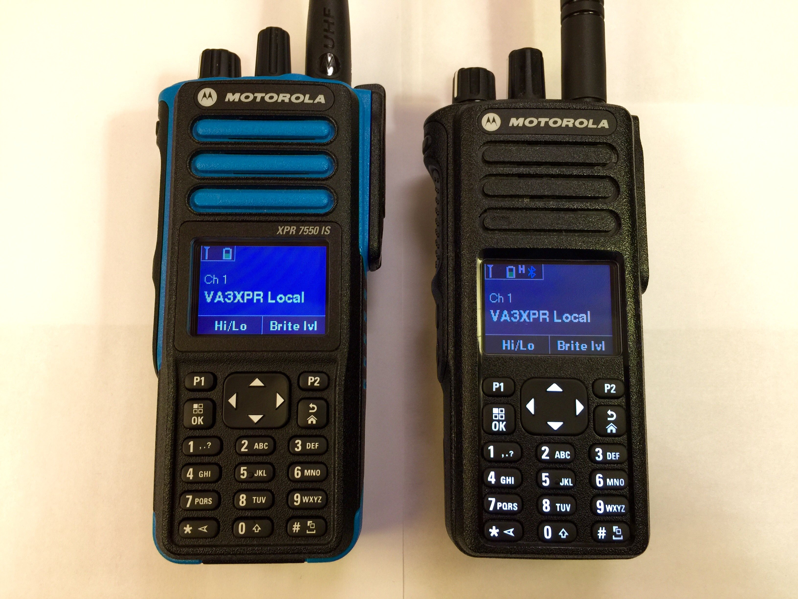 motorola xpr 6550. motorola mototrbo xpr 7550 is intrinsically safe radio ham dmr xpr 6550 1
