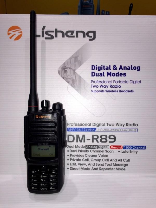 Lisheng DM-R89 DMR portable radio