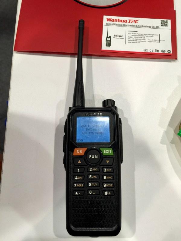 "Wanhua ATS-800 ""Fun"" DMR portable radio"