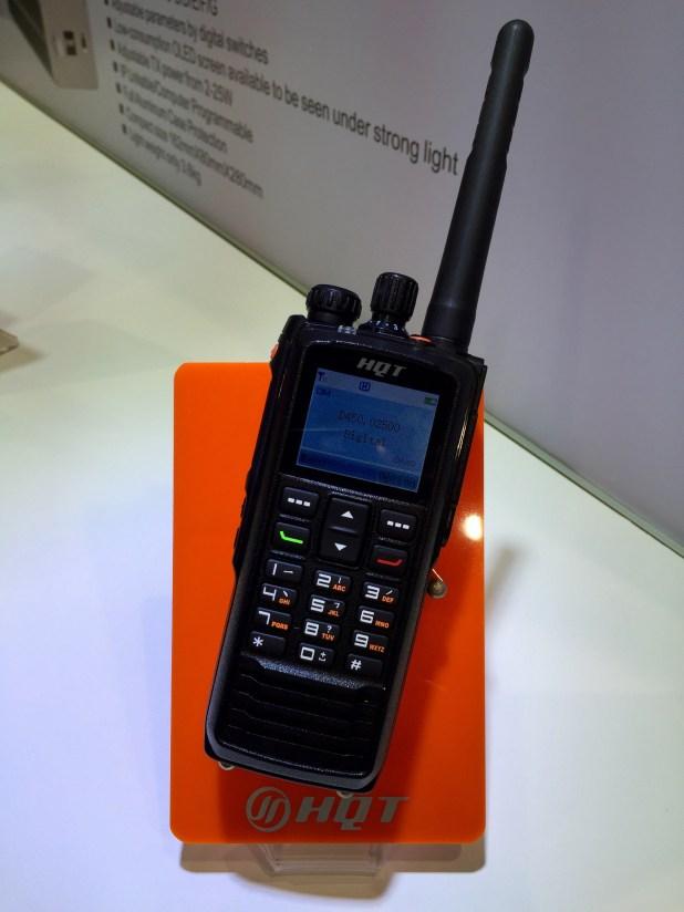HQT DH-9800 DMR portable radio