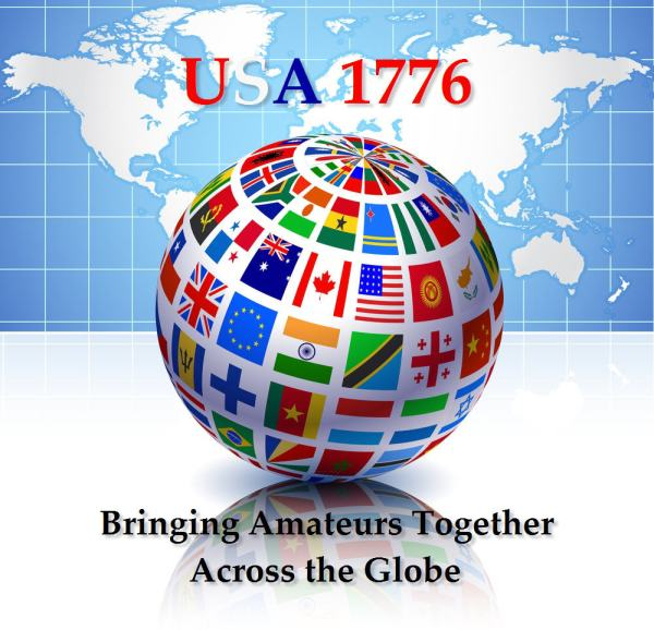 1776 talkgroup USA DMR digital mobile radio MIT