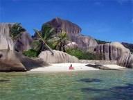 L'Anse Source d'Argent aux Seychelles
