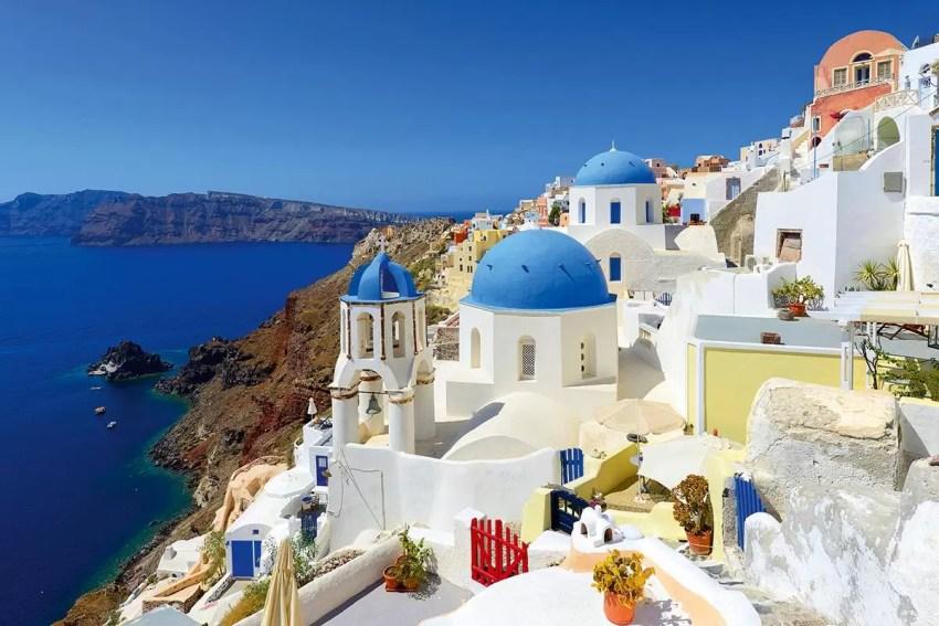 grece voyage