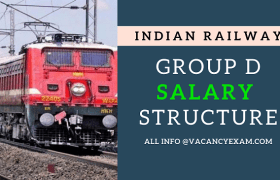 RRB Group D Railway Salary