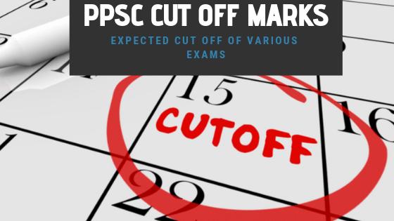 ppsc cut off