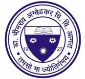 dbrau agra university logo