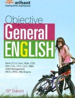 arihant book on objective english