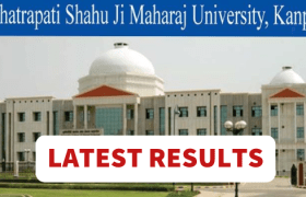 kanpur university result for csjmu exams
