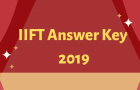 iift answer key 2020